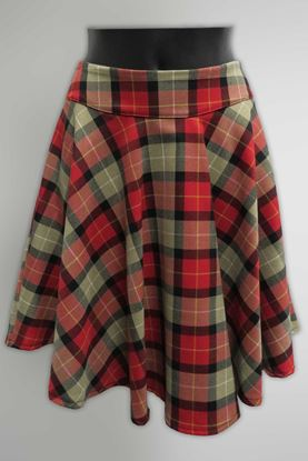 Picture of GONNA ANGEL TARTAN CORTA