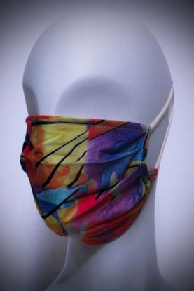 Picture of Mask in organic cotton and bamboo KJ