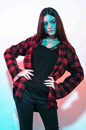 Picture of CAMICIA MILE TARTAN