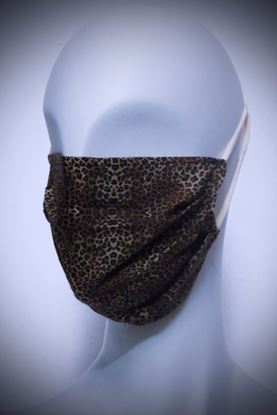 Picture of Mask in organic cotton and bamboo Gold Leo