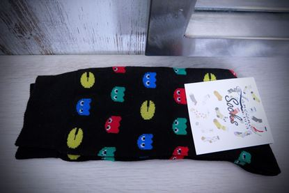 Picture of Games Men's Long Sock design